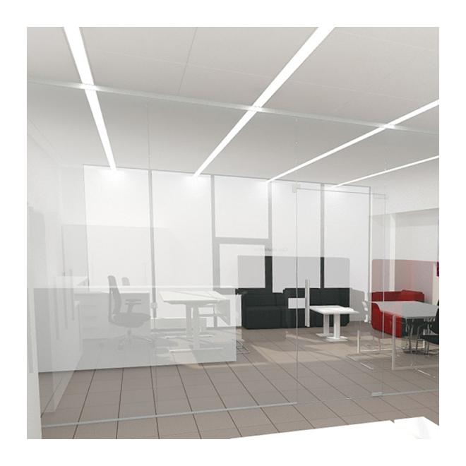 Biuro interjero dizainas ir projektavimas