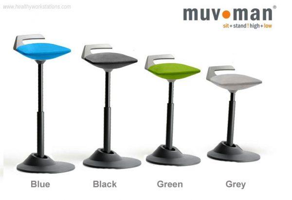 Muvman Aeris kėdžių įvairovė