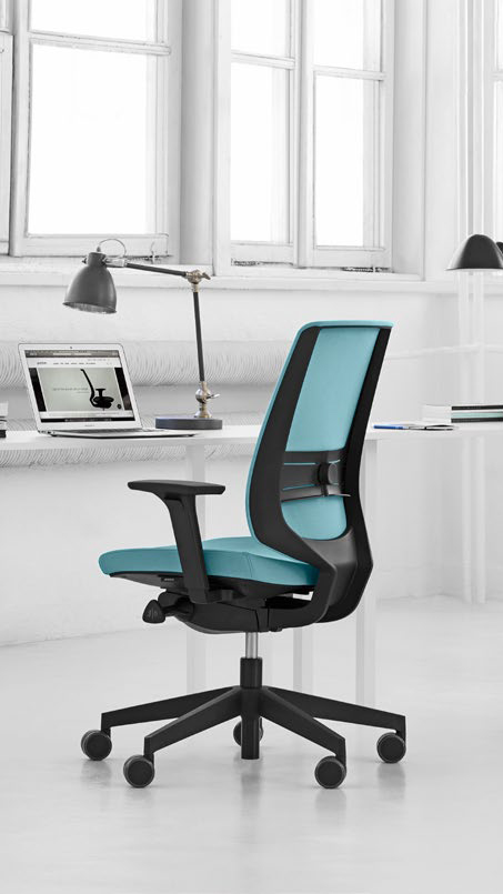 Kėdė biurui darbui prie kompiuterio